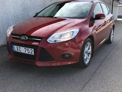begagnad Ford Focus 1,6 TDCI 5D -12