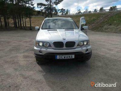 begagnad BMW X5