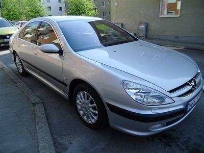 begagnad Peugeot 607 2.2 HDI ( Diesel ) AUT TIptronic