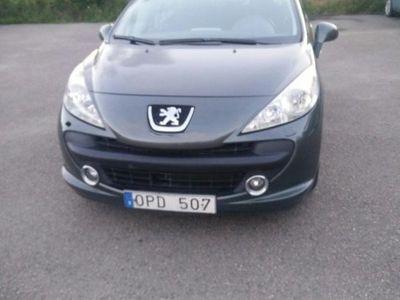 begagnad Peugeot 207 1.6 120hk.