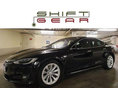 begagnad Tesla Model S 90D Facelift *SE UTR LEASEBAR*