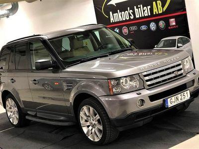begagnad Land Rover Range Rover Sport 4.2 V8 4WD Autom