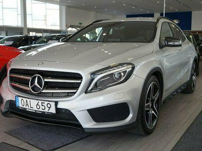 begagnad Mercedes GLA200 // AMG Sport // 156hk