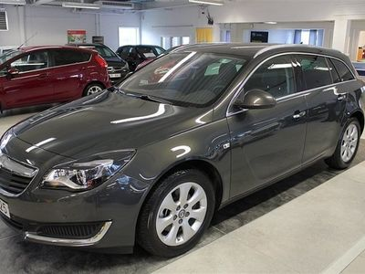 begagnad Opel Insignia Sports Tourer Business 2.0 CDTI 4x4 (170hk) Automat
