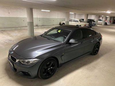 begagnad BMW 420 Gran Coupé d xDrive M Sport EU6