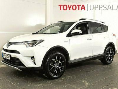 begagnad Toyota RAV4 Hybrid E-FOUR 2.5 Elhybrid AWD Active Plus Drag