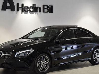 used Mercedes CLA200 D // Demobil
