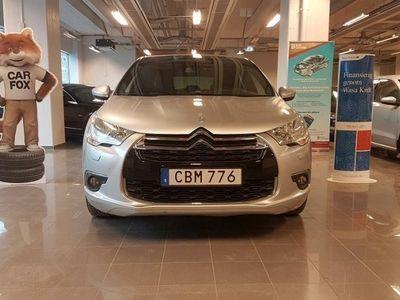 begagnad Citroën DS4 1,6 HDI,Automat,Svensksåld,,
