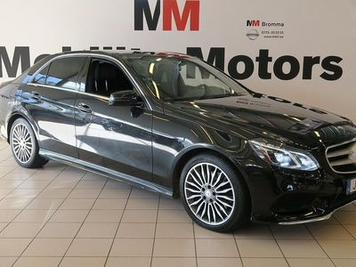 begagnad Mercedes E300 BlueTEC HYBRID AMG Sport, Exclusive