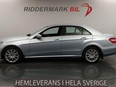 begagnad Mercedes E300 CDI BlueTEC Hybrid W212 (204hk)