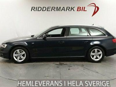 begagnad Audi A4 Avant 2.0 TDI quattro S Line D-Värm Drag Eu6 190hk