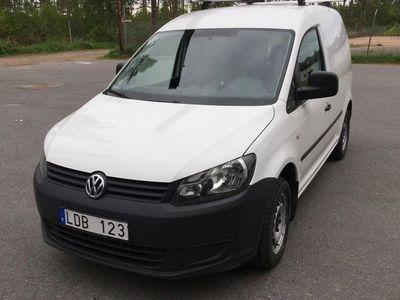 brugt VW Caddy 1.6 TDI Skåp (102hk)