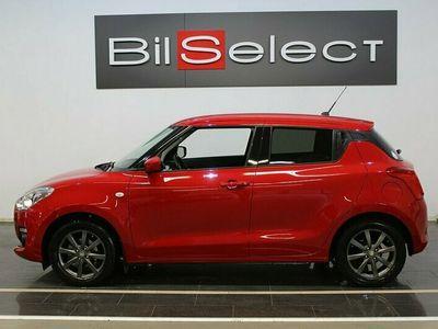 begagnad Suzuki Swift 1.2 Dualjet Euro 6 2019, Halvkombi Pris 119 000 kr