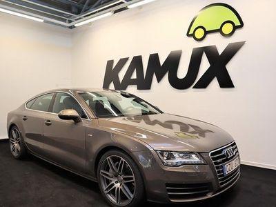 begagnad Audi A7 Quattro | | S-Line | 3.0 TDI | | Automat | 313 2014, Sportkupé Pris 299 000 kr