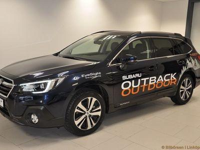 begagnad Subaru Outback 2.5Summit ZO BLACK CVT 2019, Personbil 359 900 kr