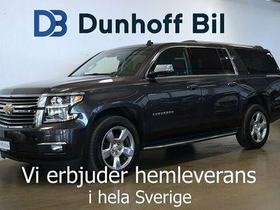 begagnad Chevrolet Suburban 5.3 V8 4WD Premier 7-sits 2017, SUV Pris 649 900 kr