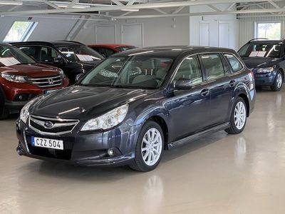 used Subaru Legacy 2.5 4WD AUT BUSINESS 167hk