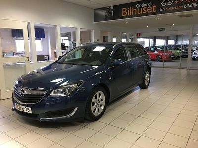 begagnad Opel Insignia Sports Tourer 2.0 CDTI Edition