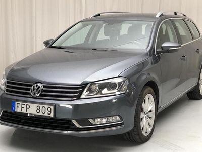 begagnad VW Passat 1.4 TSI EcoFuel Variant