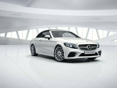 begagnad Mercedes C300 Cabriolet