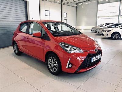 begagnad Toyota Yaris 1.5 5dr (111hk) Aut