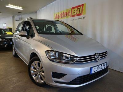 begagnad VW Golf Sportsvan 1.2 TSI AUT DRAG S&V 110HK