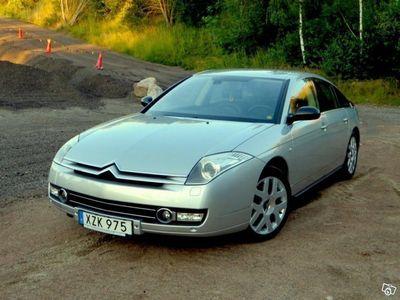 begagnad Citroën C6 2.7 HDI V6 i mycket bra skick -07