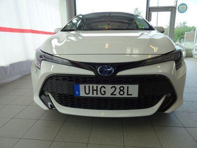 begagnad Toyota Corolla Hybrid 2 års garanti Syle 1,8
