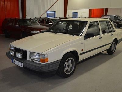 brugt Volvo 744 2.3 116hk 16800 mil
