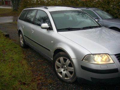 begagnad VW Passat Variant 1.9