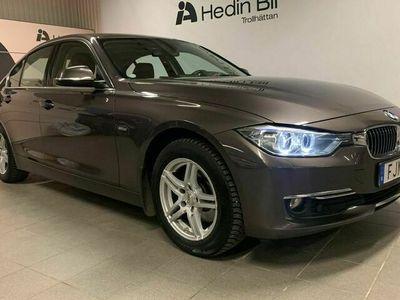 begagnad BMW 320 D XDRIVE / LUXURY LINE / SoV - HJUL