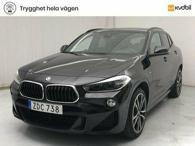 begagnad BMW X2 xDrive20d, F39 M Sport, Innvovation