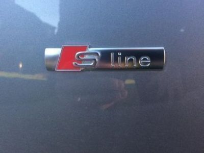 begagnad Audi A4 S-Line Sportpaket Quatro -15