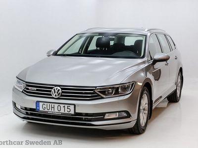 begagnad VW Passat 2.0 TDI 4Motion 2015, Kombi 254 900 kr