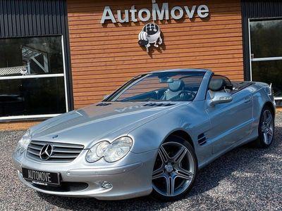 begagnad Mercedes 500 SL BenzRoadster 5G-Tronic 2002, Cab 169 900 kr