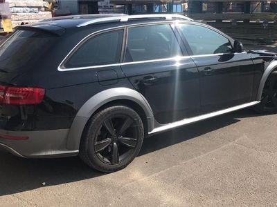 begagnad Audi A4 Allroad