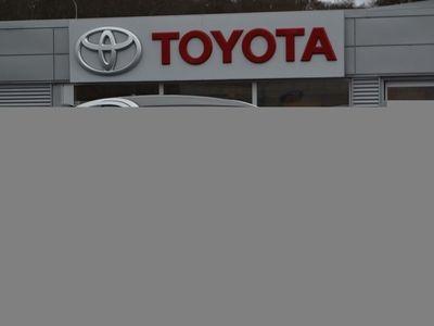 begagnad Toyota Yaris GRMN 1.8 Kompressor 212hk Limited Edition 1 av 5 Sverige