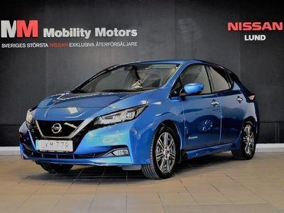 begagnad Nissan Leaf 40 kWh Tekna | Demo