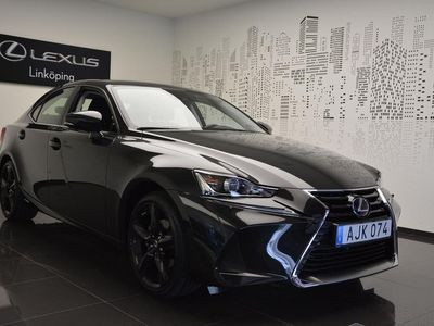 begagnad Lexus IS300h Sport LSS+