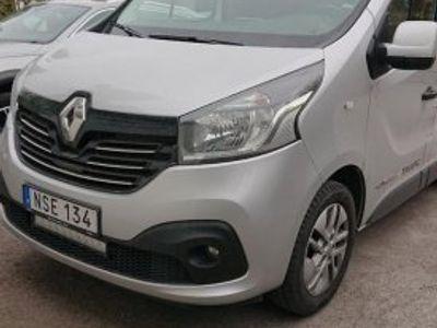 begagnad Renault Trafic cdi 120 -15