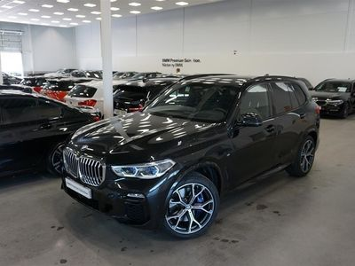 begagnad BMW X5 xDrive30d Innovation Winter Xoffroad