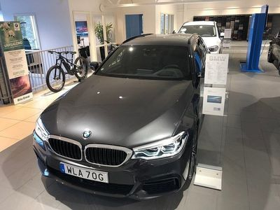 begagnad BMW 540 i xDrive Touring Innovation M Sport -19