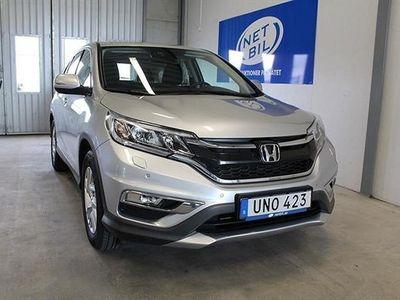 gebraucht Honda CR-V 1.6 i-DTEC 2WD Drag V-hjul 120hk