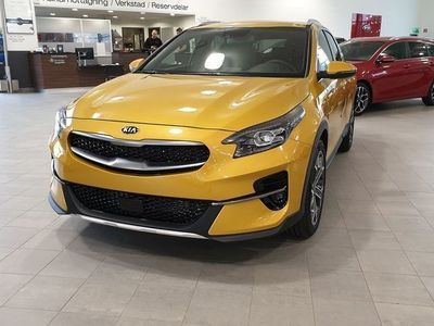 begagnad Kia XCeed 1.4 T-GDI DCT ADVANCE PLUS YELLOW PACK