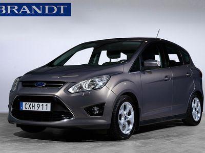 begagnad Ford C-MAX  Titanium 1.0 EcoBoost 125hk