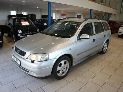 usado Opel Astra Caravan 1.6 101hk -00