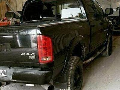 begagnad Dodge Ram 2500 4X4