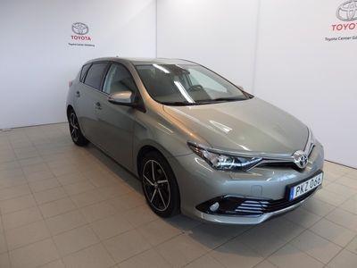 begagnad Toyota Auris 1,2T TS MAN INTENSE EDITION