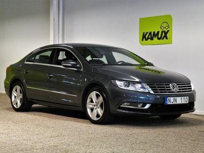 begagnad VW CC 2.0 TDI | BlueMotion | 4Motion | Premium | BT | 177 hk |