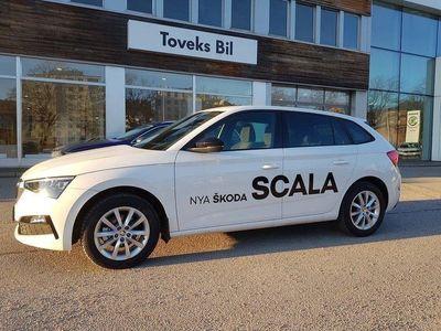 begagnad Skoda Scala 1.0 TSI 115hk #KAMPANJ#